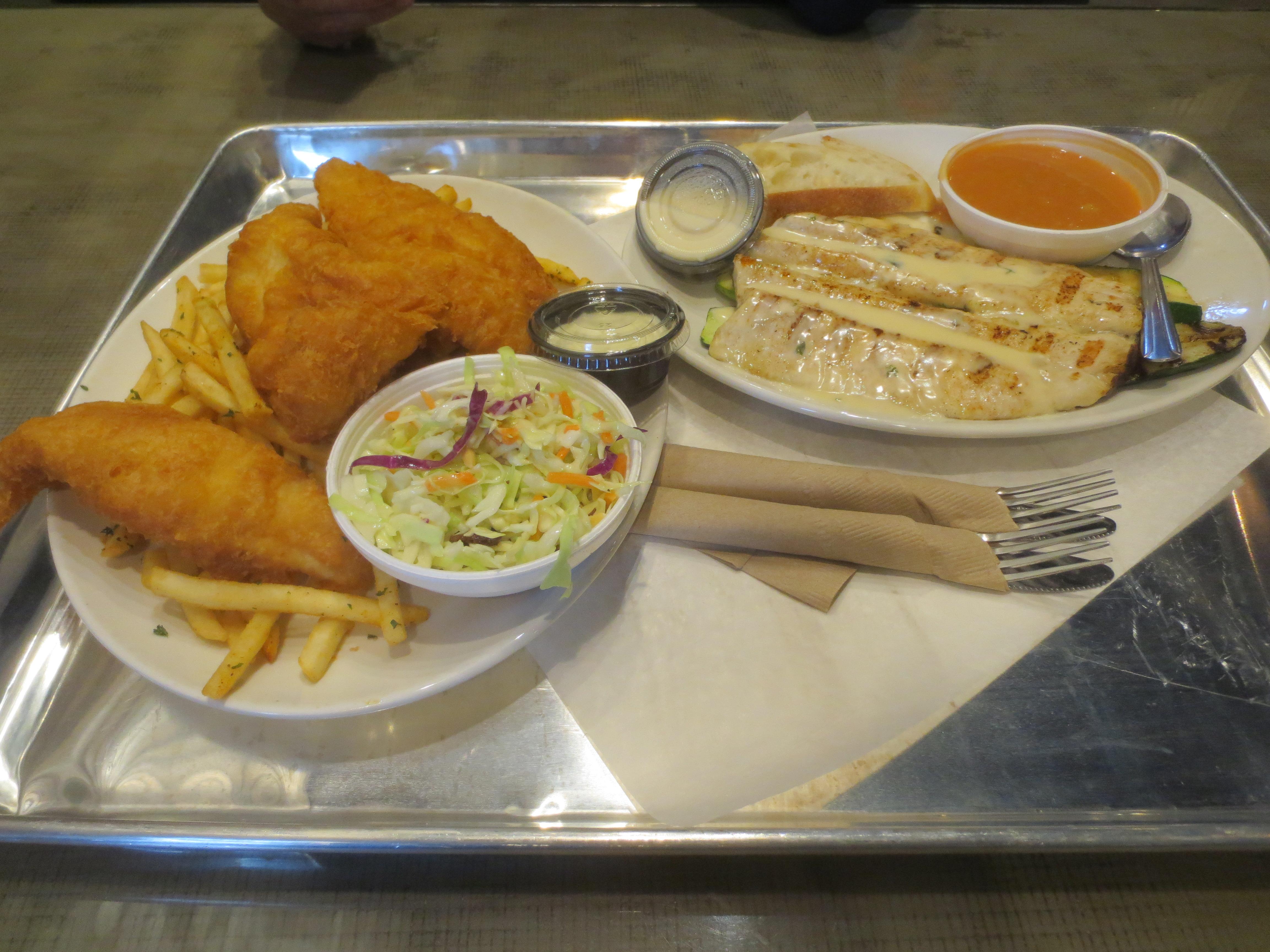 Nibbles of tidbits a food blogcalifornia fish grill for California fish grill menu
