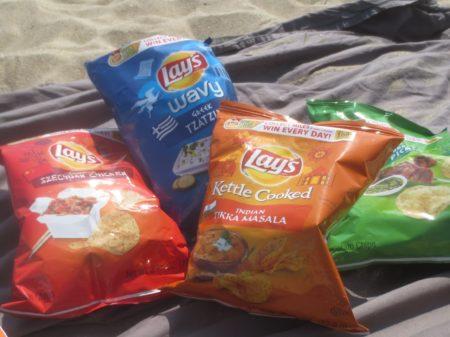 Lays Chip Taste Test